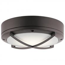 Kichler 11134AZTLED - Outdoor Wall/Ceiling Led