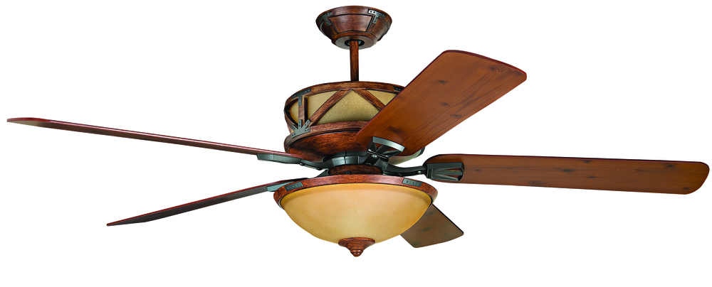 Deer lodge 60 ceiling fan with blades and light in dark mahogany deer lodge 60 ceiling fan with blades and light in dark mahoganyiron aloadofball Image collections