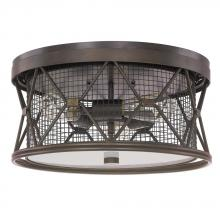 Capital 4895OR - 3 Light Ceiling Fixture