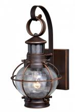 "Vaxcel International T0326 - Chatham Dualux� 7"" Outdoor Wall Light"