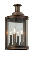 Troy B3192 - Two Light English Bronze Outdoor Wall Light