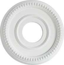 "Quorum 7-2601-8 - 12"" Ceiling Medallion -Sw"